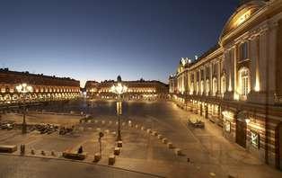 Week-end détente en chambre deluxe, en plein coeur de Toulouse