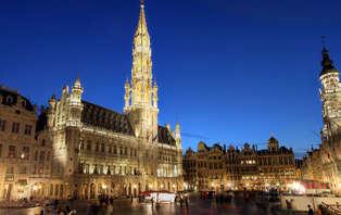 Citytrip in het centrum van Brussel