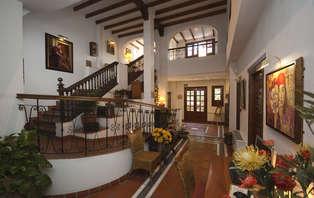Escapada relax con cena y encanto en Lanjarón (desde 2 noches)