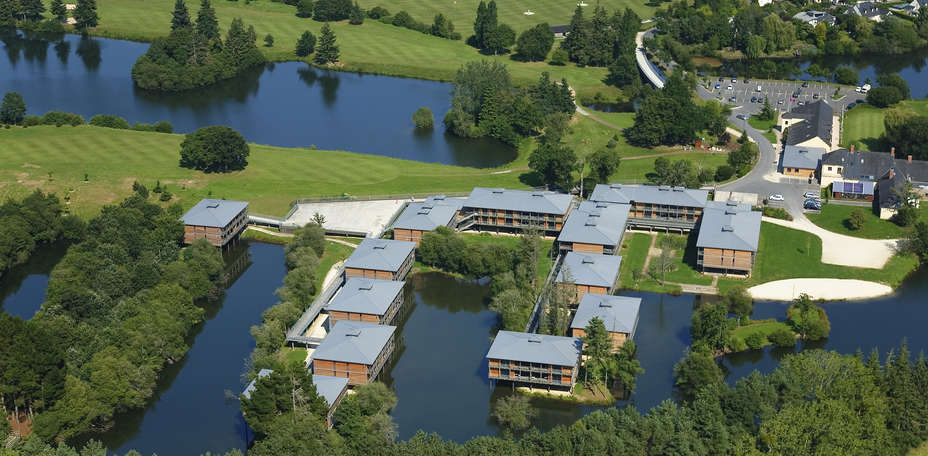 Domaine de Cice Blossac Golf Resort Spa - 
