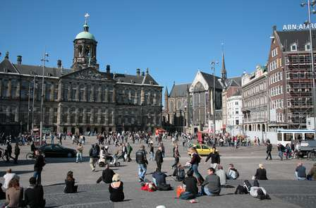 Week-end découverte à Amsterdam