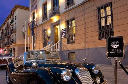 Escapada con encanto del siglo XIX cerca de Granada
