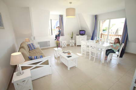 Weekend met het hele gezin of met vrienden tot 4 personen in de buurt van Deauville