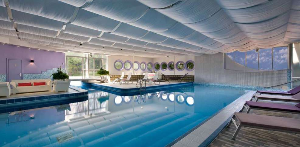 Hotel mioni pezzato hotel di charme abano terme - Hotel mioni pezzato ingresso piscina ...