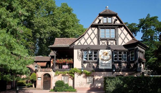 Week-end gastronomique dans un restaurant �toil� Michelin � Strasbourg