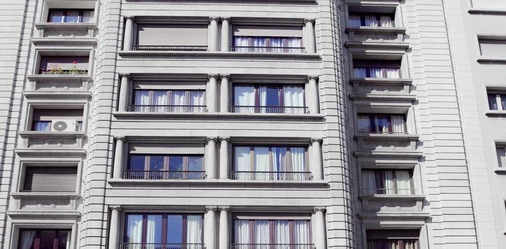 Hotel v a augusta h tel de charme barcelone - Hotel de charme barcelone ...