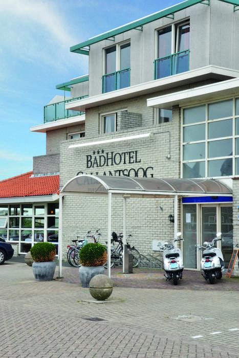 Fletcher Badhotel Callantsoog - Facciata