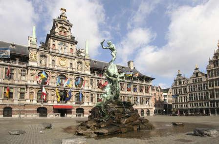 Week-end en famille dans le centre d'Anvers (2 Enfants jusqu'à 12 ans inclus dans la chambre)