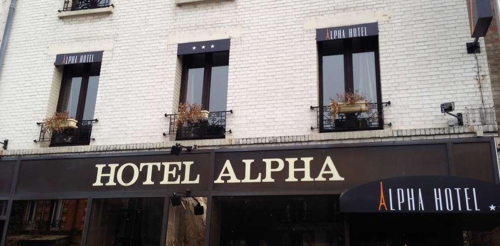 H tel alpha paris tour eiffel h tel de charme boulogne for Design hotel alpha paris tour eiffel
