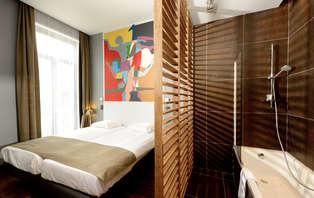 Citytrip romantique en Junior Suite à Bruxelles