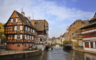 Offre Spéciale : Week-end découverte avec dîner et dégustation près du centre-ville de Strasbourg