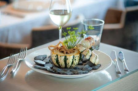 Week-end détente avec dîner gastronomique 4 plats et accès spa à Saint-Malo