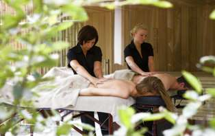 Weekend de luxe avec massage en duo