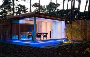 Weekend romantique avec spa oasis privé dans la Kempen