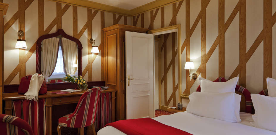 Htel Normandy Barrire - Chambre classique