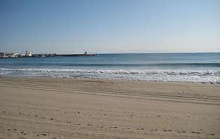 Escapada cerca del mar en el Campello cerca de Alicante
