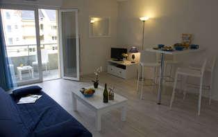 Week-end en appartement à proximité des plages du débarquement
