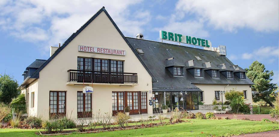 Brit Htel Le Relais du Mont - 