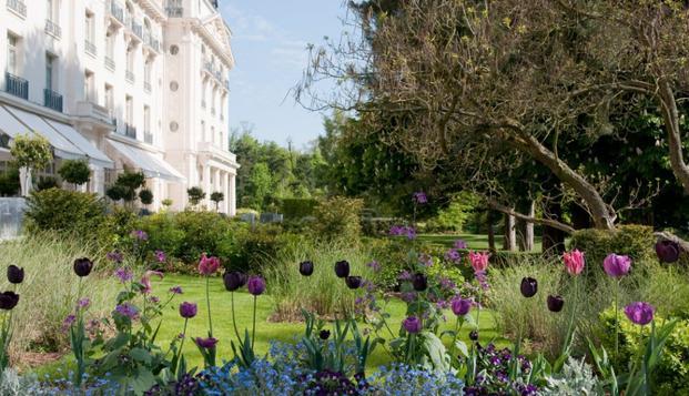 Week-end bien-�tre en chambre classique � Versailles