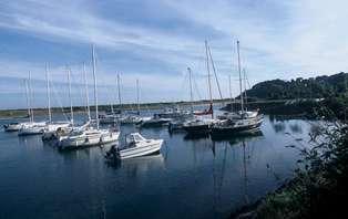 Offre spéciale : week-end avec vue sur le port de Carteret