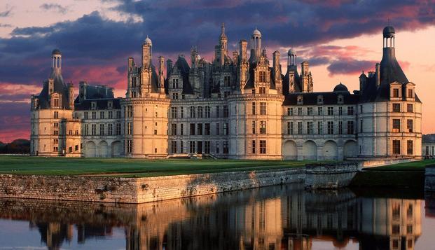 Week-end d�couverte en Val-de-Loire
