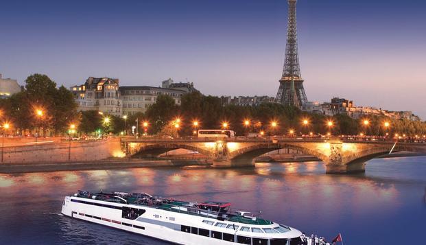 Week-end Romantique avec Croisi�re et D�ner � bord du premier Yacht H�tel de Paris
