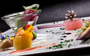 Week-end avec dîner gastronomique 5 plats en restaurant étoilé à Conques