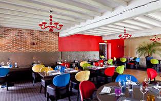 Offre spéciale : week-end en chambre supérieure avec dîner près de Giverny