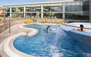 Especial Relax: Spa, Cena, y masaje relajante en O Grove