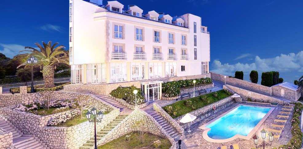 Hotel suances h tel de charme suances - Hotel de charme barcelone ...