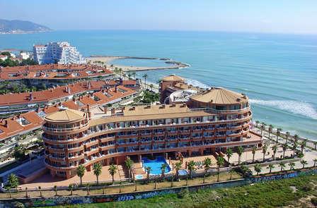 Week-end avec spa à Sitges