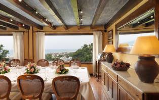 Escapada con cena y acceso a la zona relax en Castelldefels (desde 2 noches)