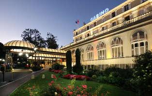 Offre Spéciale: Week-end détente avec jetons de Casino à Divonne les Bains