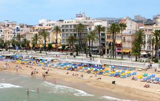 Minivacaciones  en un hotel frente al mar de Sitges  (desde 3 noches)