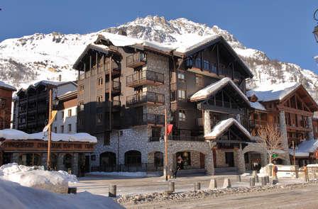 Escapada esquí y relax en Val d'Isère