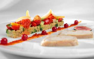 Offre Spéciale Saint Valentin: Week-end avec dîner & déjeuner gastronomiques à côté de Bergerac