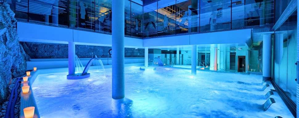 fin de semana estancia en hotel con spa