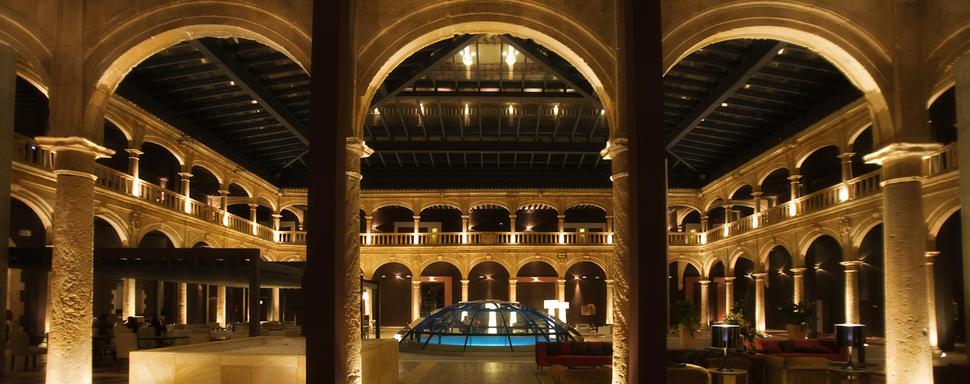 Hoteles de lujo en madrid hd 1080p 4k foto Hotel lujo sierra madrid