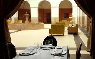 Escapada con cena gastronómica y spa en Segorbe