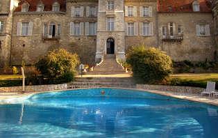 Offre spéciale : Week-end en Picardie dans un château avec spa (2 nuits minimum)