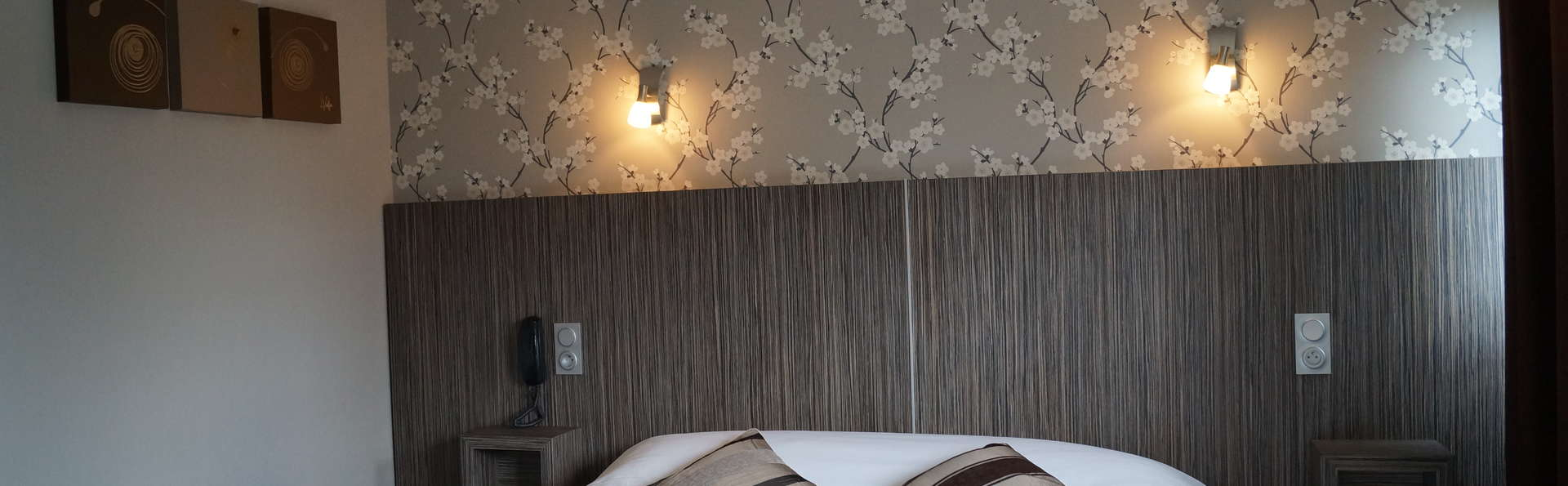 H tel eden saint malo h tel de charme saint malo for Hotel saint malo jacuzzi chambre