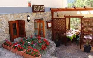Escapada con cena cerca del Parque Nacional de Ordesa (desde 2 noches)