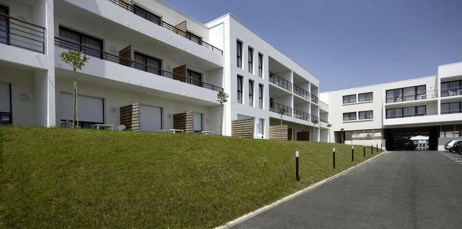 Appart 39 h tel odalys archipel h tel de charme la rochelle for Appart hotel a poitiers