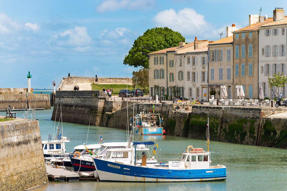 Weekend la couarde sur mer vanaf 74 for Week end appart hotel