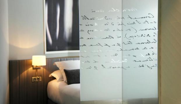 Week-end romantique en Junior Suite � Paris