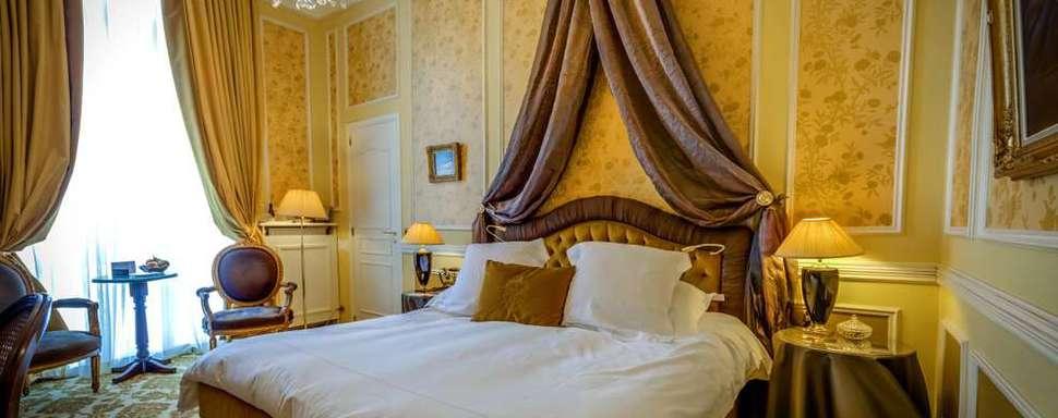 Weekend Séjourner en hôtel luxe & prestige