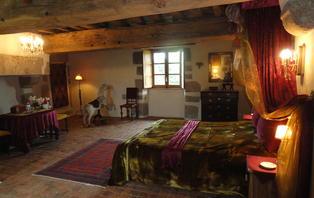 Week-end dans un manoir du XVe siècle près du Mont Saint Michel