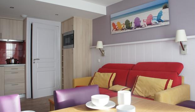 S�jour dans un appartement � Biarritz (5 nuits)