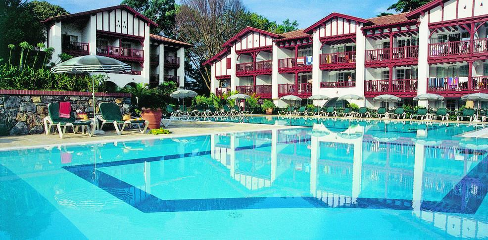 Hotel Villa Saint Jean De Luz Piscine