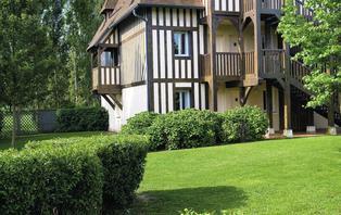 Week-end famille en appartement 2 pièces à Deauville (1 nuit)